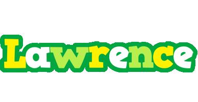 Lawrence soccer logo