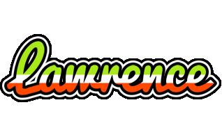 Lawrence superfun logo