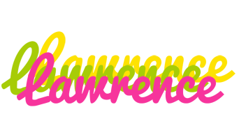 Lawrence sweets logo