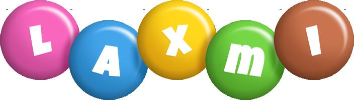 Laxmi candy logo