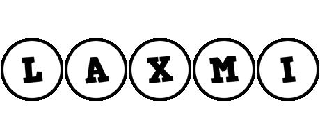 Laxmi handy logo