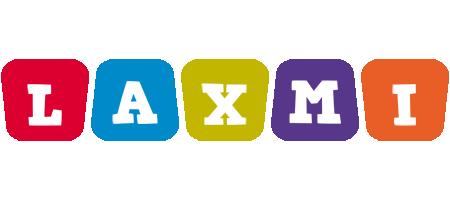 Laxmi kiddo logo