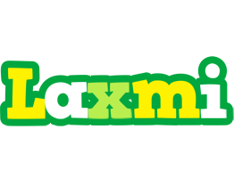 Laxmi soccer logo