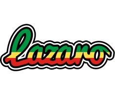 Lazaro african logo