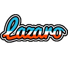 Lazaro america logo