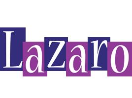 Lazaro autumn logo