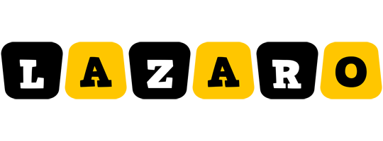 Lazaro boots logo