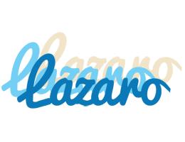 Lazaro breeze logo