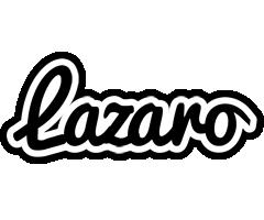 Lazaro chess logo