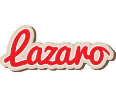 Lazaro chocolate logo