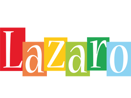 Lazaro colors logo