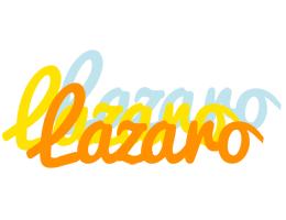 Lazaro energy logo