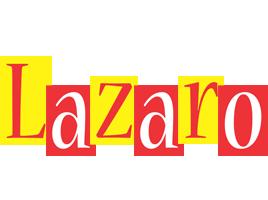 Lazaro errors logo