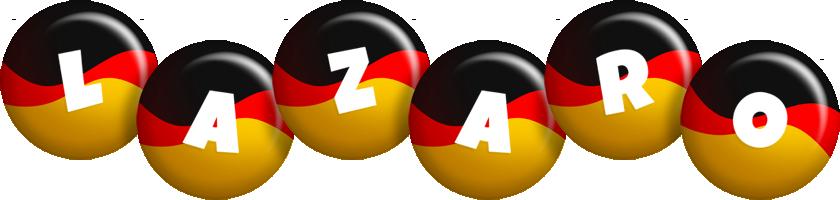 Lazaro german logo
