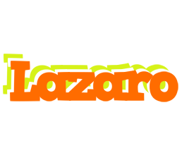 Lazaro healthy logo