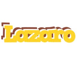 Lazaro hotcup logo