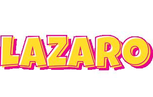 Lazaro kaboom logo