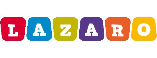 Lazaro kiddo logo