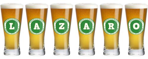 Lazaro lager logo