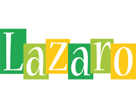 Lazaro lemonade logo