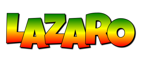 Lazaro mango logo