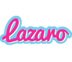 Lazaro popstar logo