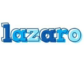 Lazaro sailor logo