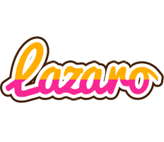 Lazaro smoothie logo
