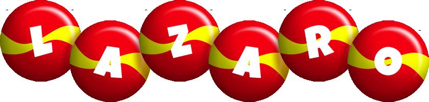 Lazaro spain logo