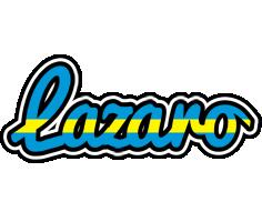 Lazaro sweden logo