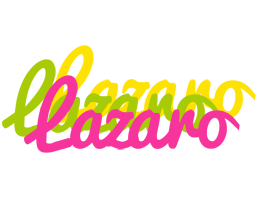 Lazaro sweets logo