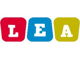 Lea kiddo logo