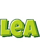 Lea summer logo