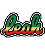 Leah african logo
