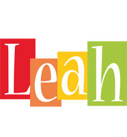 Leah colors logo