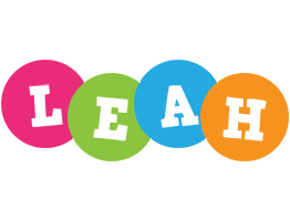 Leah friends logo