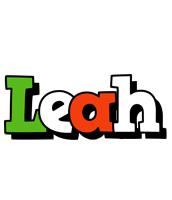 Leah venezia logo
