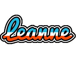 Leanne america logo