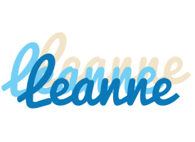 Leanne breeze logo