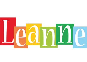 Leanne colors logo