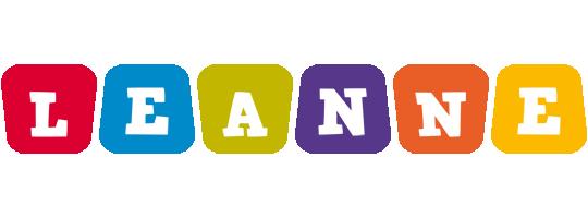 Leanne kiddo logo