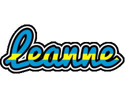 Leanne sweden logo