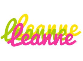 Leanne sweets logo