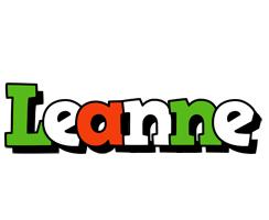 Leanne venezia logo