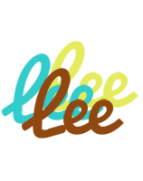 Lee cupcake logo