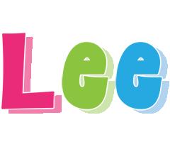 Lee friday logo