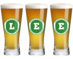 Lee lager logo