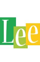 Lee lemonade logo