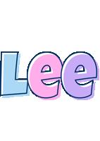 Lee pastel logo