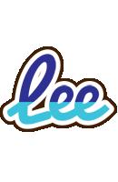 Lee raining logo